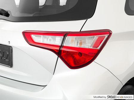 Toyota Yaris Hatchback 3DR CE 2019 - photo 2