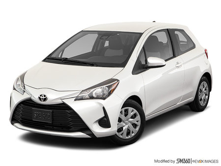 Toyota Yaris Hatchback 3DR CE 2019 - photo 2
