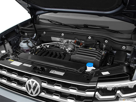 Volkswagen Atlas COMFORTLINE 2019 - photo 4