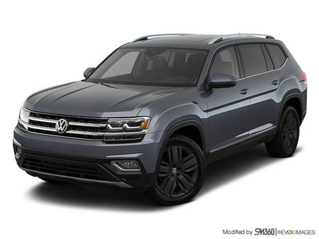 Volkswagen Atlas HIGHLINE 2019 - photo 2