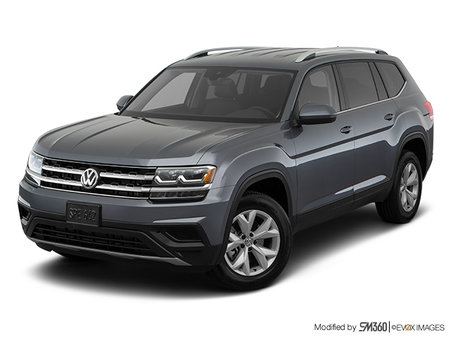 Volkswagen Atlas TRENDLINE 2019 - photo 1