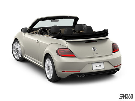 Volkswagen Beetle Convertible Wolfsburg Edition 2019 - photo 1