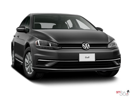 Volkswagen Golf 5 portes COMFORTLINE 2019 - photo 1