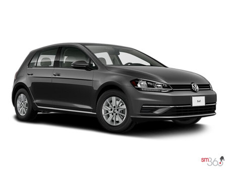 Volkswagen Golf 5 portes COMFORTLINE 2019 - photo 3