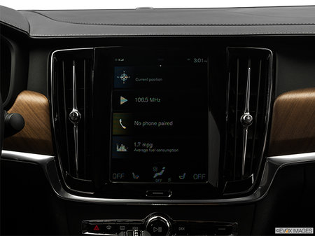 Volvo S90 Hybrid Inscription 2019 - photo 4