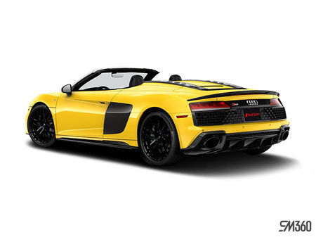 Audi R8 Spyder PERFORMANCE 2020 - photo 3