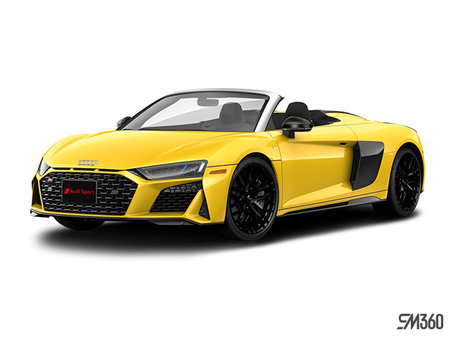 Audi R8 Spyder PERFORMANCE 2020 - photo 4