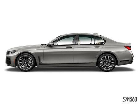 BMW 7 Series Sedan 750i xDrive 2020 - photo 1