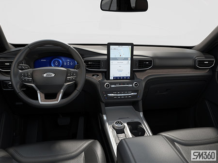 Ford Explorer PLATINUM 2020 - photo 3