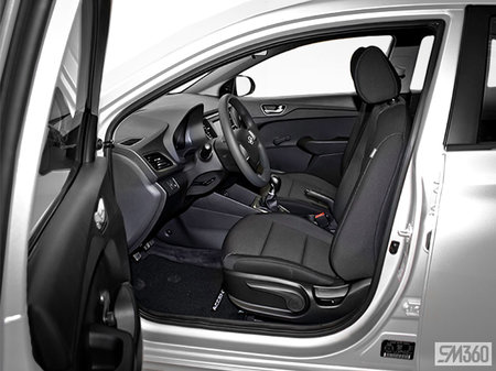 Hyundai Accent 5 doors Essential 2020 - photo 3