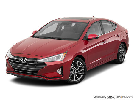 Hyundai Elantra ULTIMATE 2020 - photo 1