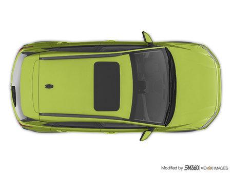 Hyundai Kona ULTIMATE Black with Lime Trim 2020 - photo 4