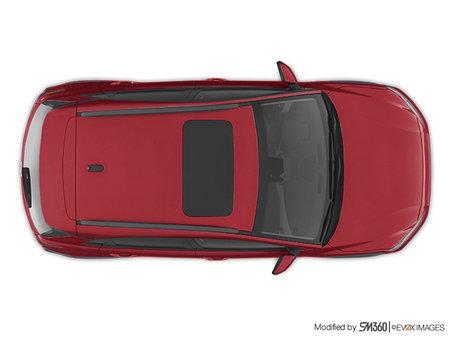 Hyundai Kona Ultimate Noir avec ensemble couleur rouge 2020 - photo 4