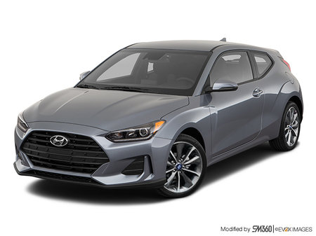 Hyundai Veloster Preferred 2020 - photo 1