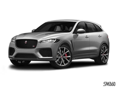 Jaguar F-Pace SVR 2020 - photo 1