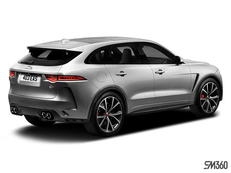 Jaguar F-Pace SVR 2020 - photo 2