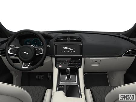 Jaguar F-Pace SVR 2020 - photo 4