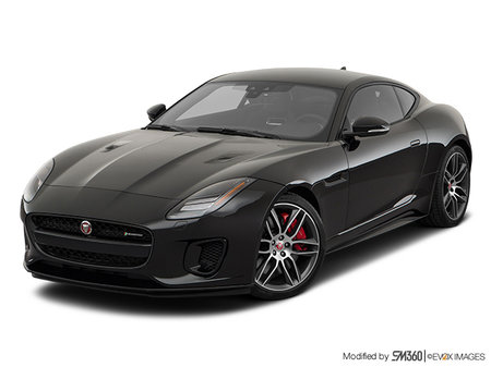 Jaguar F-Type R-DYNAMIC COUPÉ 2020 - photo 2