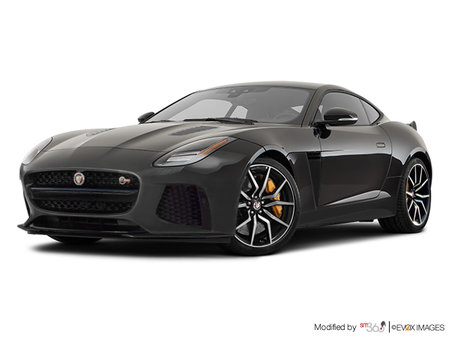 Jaguar F-Type SVR COUPÉ 2020 - photo 6