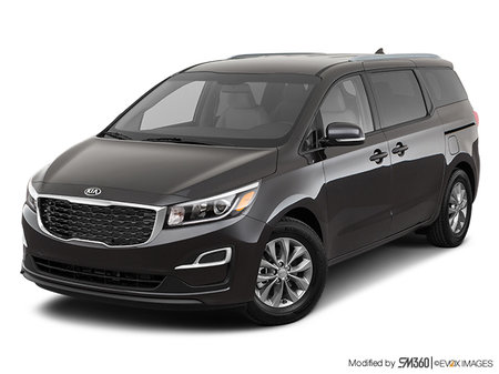 Kia Sedona LX 2020 - photo 3