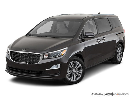 Kia Sedona SX Tech 2020 - photo 2