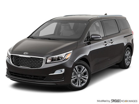 Kia Sedona SX 2020 - photo 3