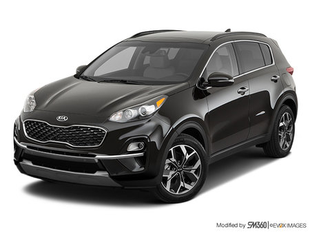 Kia Sportage EX PREMIUM 2020 - photo 1