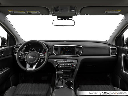 Kia Sportage LX 2020 - photo 4