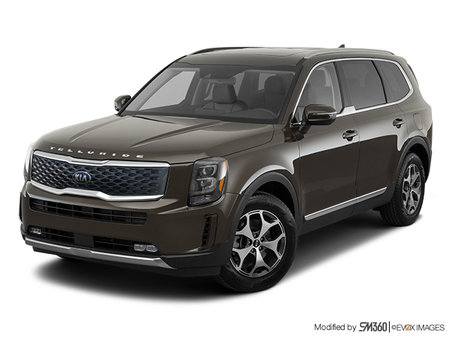 Kia Telluride EX 2020 - photo 1