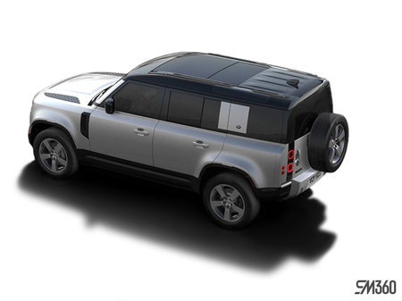 Land Rover Metro West The 2020 Defender 110 First