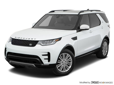 Land Rover Discovery Landmark Edition 2020 - photo 1