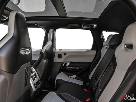 Land Rover Range Rover Sport SVR 2020 - photo 2