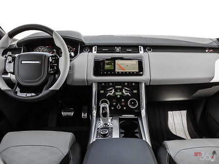 Land Rover Range Rover Sport SVR 2020 - photo 4