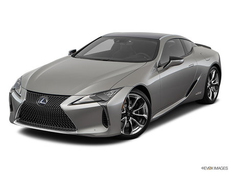 Lexus LC 500h 2020 - photo 2