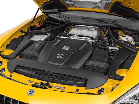 Mercedes-Benz AMG GT coupe C 2020 - photo 4