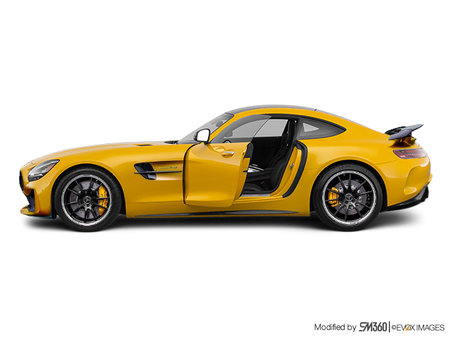 Mercedes-Benz AMG GT coupe R 2020 - photo 1