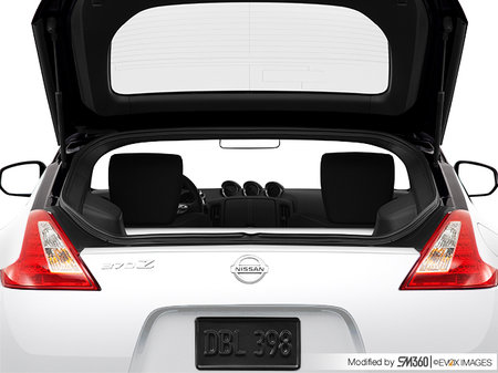 Nissan 370Z Coupe 50th Anniversary Edition Pearl White/Solid Red 2020 - photo 1