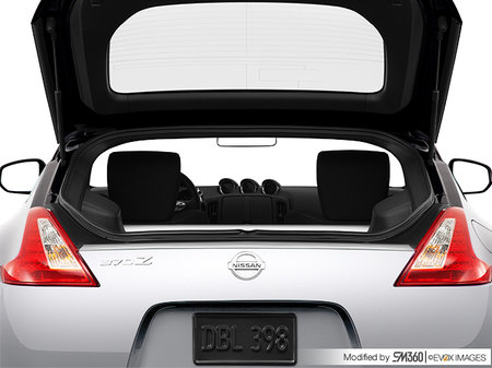 Nissan 370Z Coupe 50th Anniversary Edition Silver/Magnetic Black 2020 - photo 1