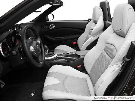 Nissan 370Z Roadster TOURISME SPORT NOIR 2020 - photo 1