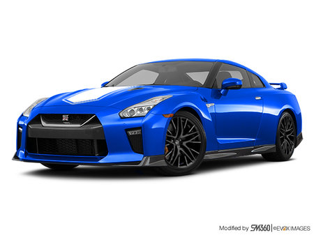 Nissan GT-R 50TH ANNIVESARY EDITION BLUE 2020 - photo 3