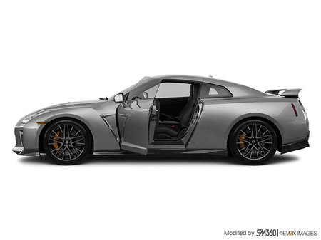 Nissan GT-R 50TH ANNIVESARY EDITION SILVER 2020 - photo 1