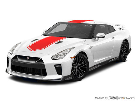 Nissan GT-R 50TH ANNIVESARY EDITION WHITE 2020 - photo 3