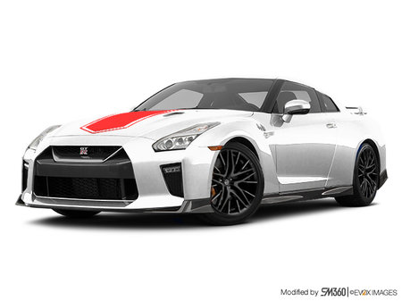 Nissan GT-R 50TH ANNIVESARY EDITION WHITE 2020 - photo 3
