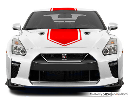 Nissan GT-R 50TH ANNIVESARY EDITION WHITE 2020 - photo 4
