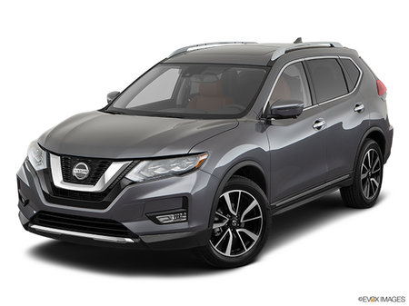Nissan Rogue SL PLATINUM 2020 - photo 2