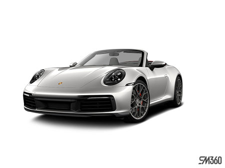 Porsche 911 Carrera S Cabriolet 4S 2020 - photo 5