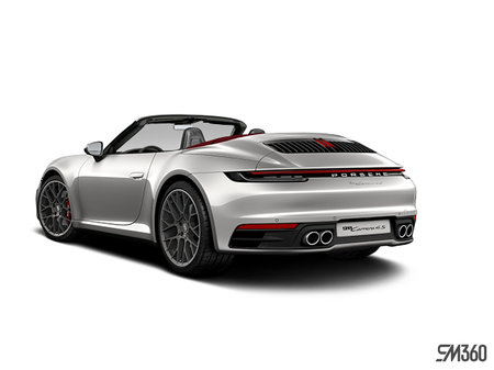 Porsche 911 Carrera S Cabriolet 4S 2020 - photo 6