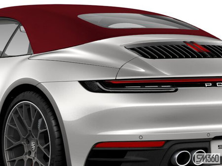 Porsche 911 Carrera S Cabriolet 4S 2020 - photo 2