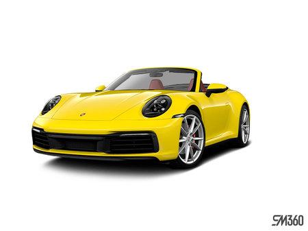 Porsche 911 Carrera S Cabriolet BASE Carrera S 2020 - photo 5