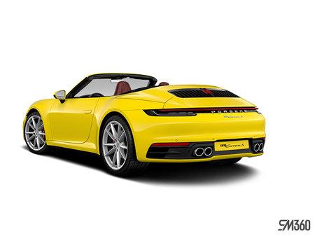 Porsche 911 Carrera S Cabriolet BASE Carrera S 2020 - photo 6